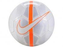 Imagem - Bola Campo Nike Mercurial SC3023-100 Branco - 226382