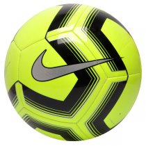 Bola Campo Nike Pitch Train SC3893-703 Amarelo Neon