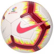 Imagem - Bola Campo Nike Strike La Liga SC3313-100 Branco - 229638