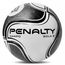 Imagem - Bola Campo Penalty 8 IX 5415491110 Branco/Preto - 237674