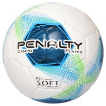 Imagem - Bola Campo Penalty Player VII 511295 Branco - 225661 ad64a3fadd9c9