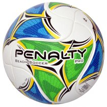 Bola Futebol Areia Penalty Term 541300 Branco/Azul