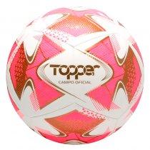 Imagem - Bola Futebol Campo Topper 22 Rosa/Azul
