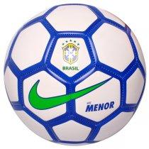 Imagem - Bola Futsal Nike Menor CBF SC2911-100 Branco/Azul - 198853
