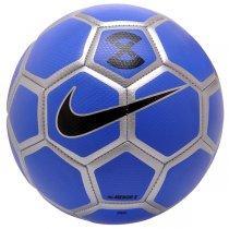 Imagem - Bola Futsal Nike Menor SC3039-410 Azul/Prata - 232105