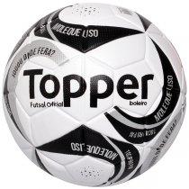 Imagem - Bola Futsal Topper Boleiro 2 4201172 Branco/Preto - 220614