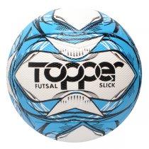 Imagem - Bola Futsal Topper Slick 5165 Azul/Branco - 249088