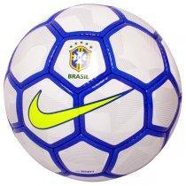 Imagem - Bola Society Nike CBF SC3212-117 Branco/Azul - 224674