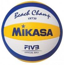 Imagem - Bola Vôlei Mikasa VXT30 Azul/Amarelo/Branco - 220830