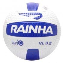 Imagem - Bola Volêi de Quadra Rainha VL 3.5 Branco/Azul - 258522