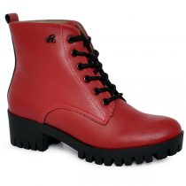 f59ae05a1 Coturnos - Via Marte - Feminino - Estilo  Ankle Boot
