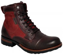 Bota Masculina Freeway Maverik Marrom/Bordo