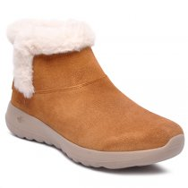 Imagem - Bota Ugg Camurça Skechers On-The-Go Joy Chestinut