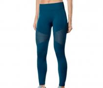 Imagem - Calça Legging Fitness Lupo Sport 71703 Sem Costura Azul - 000001