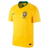 Imagem - Camiseta Seleção Brasileira Nike Torcedor 1 893856-749 Amarelo - 123008400440151