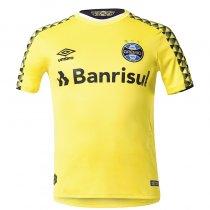 Imagem - Camiseta Goleiro Grêmio Umbro OF.2019 3G160784 Amarelo/Preto - 235008400121466