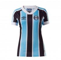 Imagem - Camiseta Grêmio Feminina Umbro OF.1 2021 S/N°