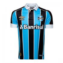 Imagem - Camiseta Grêmio Infantil Umbro OF.1 2019 3G160781 Tricolor - 123057400211058
