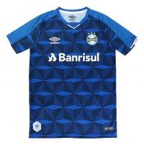 Imagem - Camiseta Grêmio Infantil Umbro OF.3 3G160990 Azul Marinho/Branco - 123057400241147