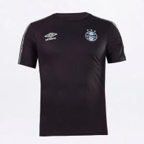 Imagem - Camiseta Grêmio Masculina Concentração 2021 Umbro