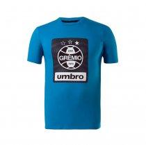Imagem - Camiseta Grêmio Masculina Concentração II 2021 Umbro