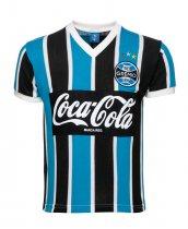 Imagem - Camiseta Grêmio Masculina Retro 1989 G650 Azul/Preto/Branco - 123008400561209