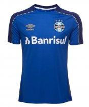 Imagem - Camiseta Grêmio Masculina Treino 2019 Umbro 3G160721 Azul/Azul Marinho - 123008400642616