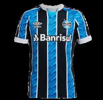 Imagem - Camiseta Grêmio Masculina Umbro Atleta N°10 OF.1 2020 Tricolor