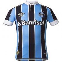 Imagem - Camiseta Grêmio Masculina Umbro OF.1 2019 3G160779 Tricolor - 123008400651058