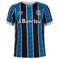 Imagem - Camiseta Grêmio Masculina Umbro OF.1 2020 S/N° Tricolor - 123008400831209
