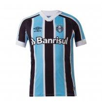 Imagem - Camiseta Grêmio Masculina Umbro OF.1 2021 N°10 Tricolor