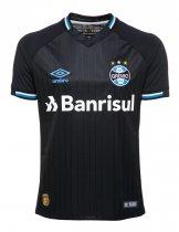 Imagem - Camiseta Grêmio Masculina Umbro OF.3 2018 Preto/Branco/Azul - 123008400551890