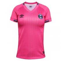 Imagem - Camiseta Grêmio Umbro Outubro Rosa Feminina 3G160687 Rosa - 123008300220146