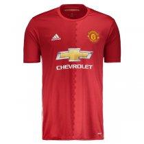 Imagem - Camiseta Manchester United Masculina Adidas AI6720 Vermelho - 123008400100066