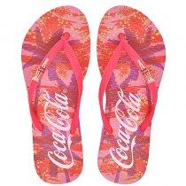 Imagem - Chinelo Coca-Cola Conceptual Feminino CC3150 Pink