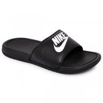 Imagem - Chinelo Slide Nike Benassi 343880-090 Preto/Branco - 005005200561081
