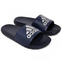 Imagem - Chinelo Slide Adidas Voloomix CP9448 Azul Marinho/Prata - 005005200651147