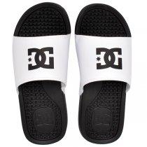 Imagem - Chinelo Slide Dc Shoes Bolsa Men Branco/Preto - 005056800101086