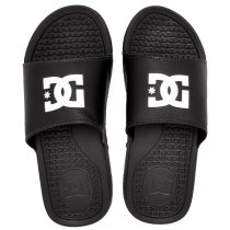Imagem - Chinelo Slide Dc Shoes Bolsa Men Preto - 005056800100001