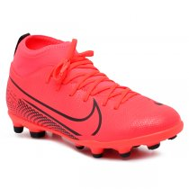 Imagem - Chuteira Campo Infantil Nike Superfly 7 Club AT8150-606 Rosa Pink - 021057400412095