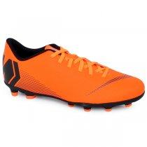 Imagem - Chuteira Campo Nike Mercurial Vapor 12 Club AH7378-810 Laranja - 021008400430065