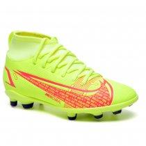 Imagem - Chuteira Campo Nike Superfly 8 Club Infantil CV0790-760