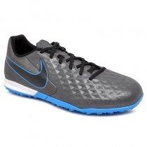 Imagem - Chuteira Society Nike Legend 8 Academy AT6100-004 Preto/Azul - 022047400481085