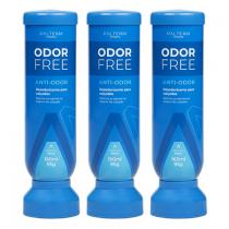 Imagem - Desodorante Para Pés Odor Free Kit C/ 3 Palterm Azul - 219573