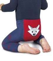 Imagem - Meia Legging Recém Nascido Lupo Baby 13500-016 Azul/Vermelho - 0000021