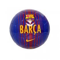 Imagem - Mini Bola Nike Barcelona Skls Sc3120-422 Azul Marinho - 223511