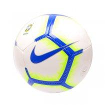 Imagem - Mini Bola Nike Brasileirão SC3566-100 Branco/Azul - 235494