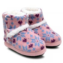 Imagem - Pantufa Infantil Europa 792 Rosa/Azul - 004071500211062
