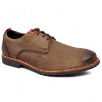 Imagem - Sapato Masculino Ferracini Bangkok 5365 Couro Taupe - 015005200080159