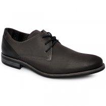 Sapato Masculino Pegada 124501-08 Petroleo